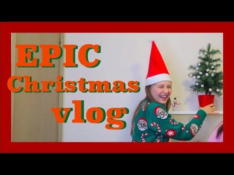聖誕 vlog//Christmas vlog