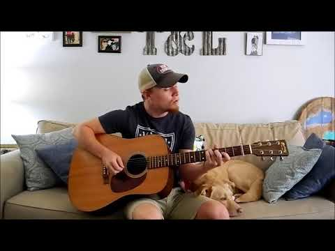 """David Ashley Parker From Powder Springs"" by Travis Denning - Cover by Timothy Baker"