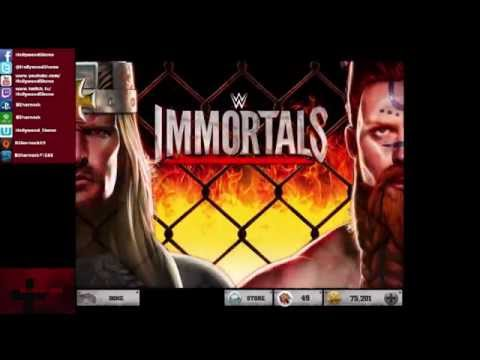 WWE Immortals Android iOS Patch 1.3 with Big E and Ultimate Warrior