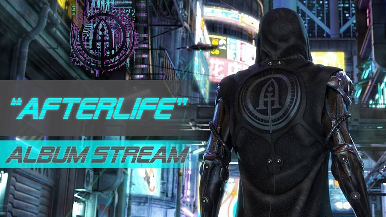 Andy James - Afterlife (Official Album Stream)