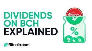 Dividends For Anonymous Bearer Shares Holders On BCH