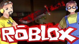 ROBLOX ITA : MURDER - MINECRAFT NON E' IL SOLO !!!!