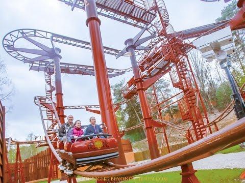 Themepark review: La Mer de Sable [ENGLISH]