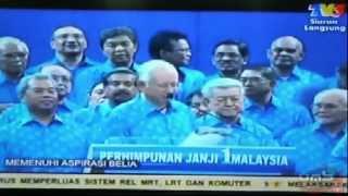 Akujanji Barisan Nasional Untuk Rakyat Malaysia @NajibRazak