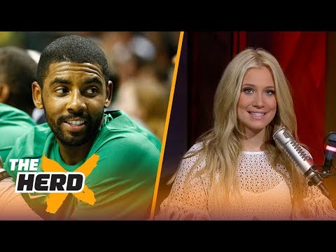 Cavs to show video tribute to Kyrie prior to season opener-Kristine and Colin react | THE HERD
