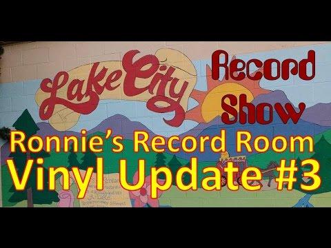 Vinyl Update #3 | Lake City Record show