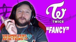 """TWICE MUSIC VIDEO """"FANCY"""" K-POP REACTION"""