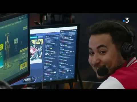 Gotaga à la Gamers Assembly 2018