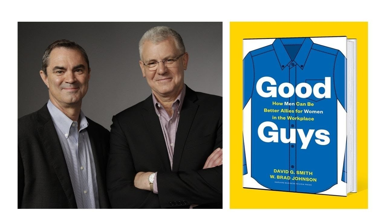 Image for Good Guys: How Men Can Be Better Allies for Women in the Workplace webinar