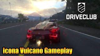 DriveClub - Icona Vulcano (Free DLC) Gameplay [1080p] TRUE HD QUALITY