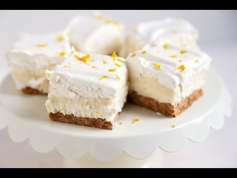 Lemon Icebox Delight recipe