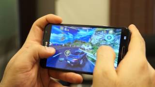 LG Optimus G Pro E985 / E988 Gaming Video - iGyaan