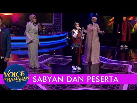 Ya Jamalu (Sabyan Gambus) - Sabyan Dan 4 Peserta | Group A | Voice Of Ramadan GTV 2019