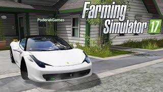 PODDY SISTEMA I DANNI CHE HA CAUSATO w/Poderak #205 - FARMING SIMULATOR 17 GAMEPLAY ITA