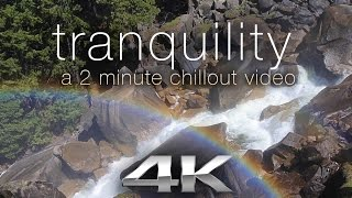 """""""Tranquility"""" Short Nature Relaxation Video 4K + 432HZ Healing Music"""