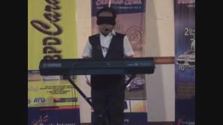 Rekor MURI Jefri Kendal - My Heart Will Go On