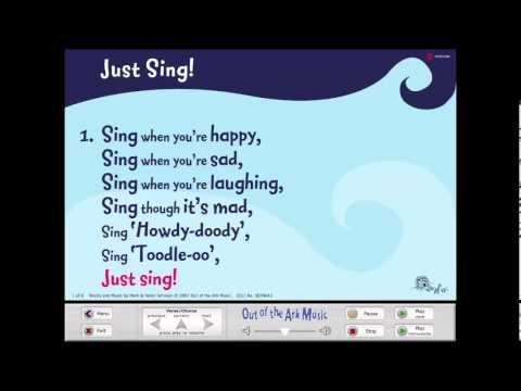 Just Sing! - Words on Screen™ Original