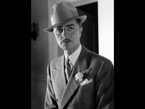❤️ 1933 Murder! WHODUNIT? ~ William Powell, Mary Astor, Eugene Pallette Classic Black White Movie