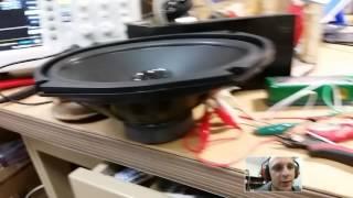 Arduino nano driving siren sound through 120W peak, 60W RMS 4 Ohm speaker w/3S LiPo