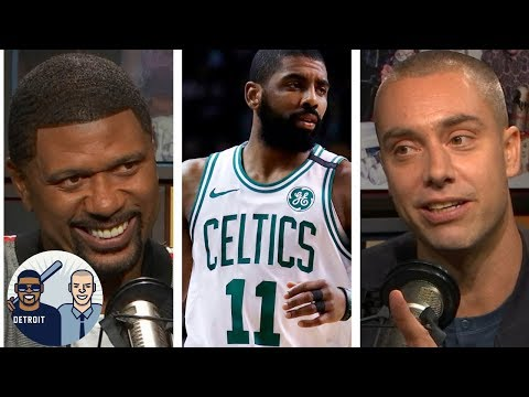 Jalen Rose: Kyrie Irving going to Harvard is a 'genius' move | Jalen & Jacoby | ESPN