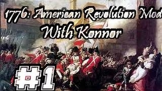 Mount and Blade: Warband 1776 American Revolution Mod Episode 1: Joining the British