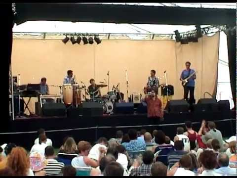 STEVE BOYD & THE PREACHERS Live Port Fairy 2000 'Baby Gets Home Take My Hand' rob mix