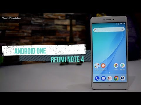Android One Redmi Note 4!!!