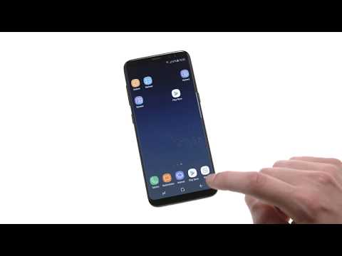 Samsung Galaxy S8: Einrichtung Von Startbildschirm Und Hauptmenü