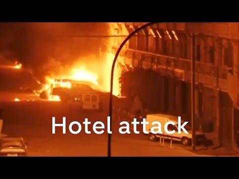 Burkina Faso: 27 dead in hotel siege