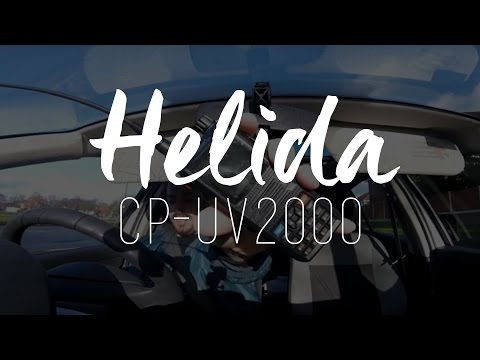 Helida CP UV2000 Urban Range Test