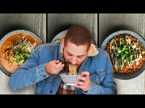 People Try Instant Ramen From Around The World