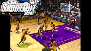 NBA ShootOut 2001 ... (PS2)