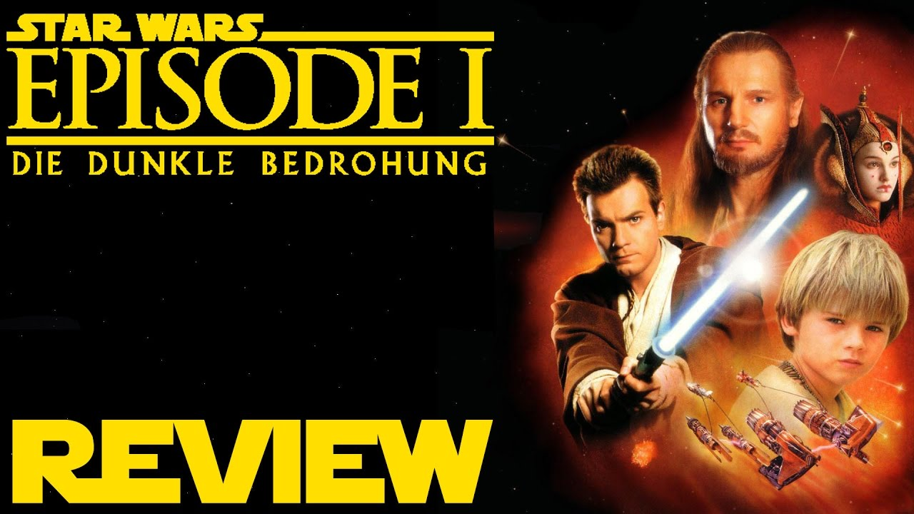 Star Wars Episode 1 Die Dunkle Bedrohung Review Marcsarpei Youtube