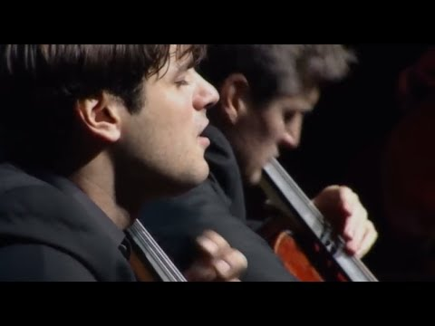 2CELLOS - The Book of Love [LIVE VIDEO]