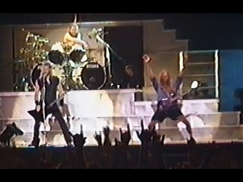 Metallica - Oklahoma City, OK, USA [1994.08.09] Full Concert