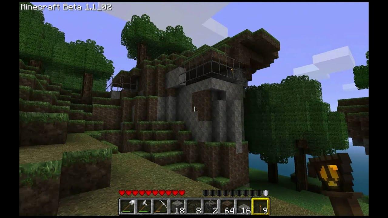 Lets Play Minecraft Deutsch HD Neuer Aufstieg Alter - Minecraft haus bauen im berg