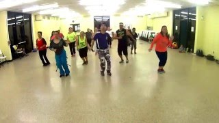 SALTA - DON LATINO FT KING AFRICA (REMIX) ZUMBA