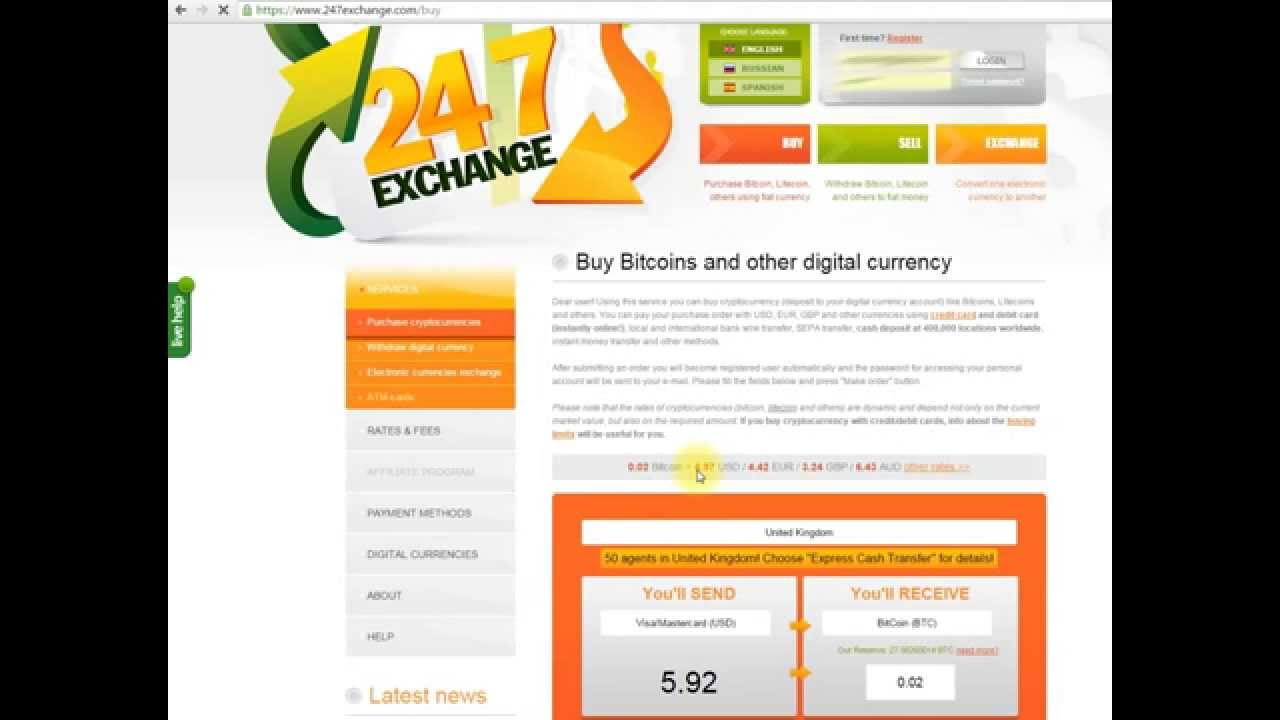 How to buy bitcoins with credit card instantly youtube ccuart Images