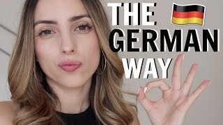 WEIRD GERMAN HABITS I DO