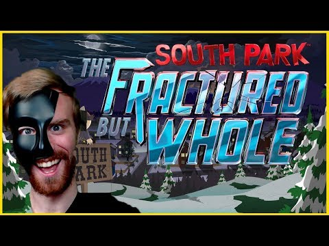 SOUTH PARK THE FRACTURED BUT WHOLE | Walkthrough Gameplay Part 1 | Livestream