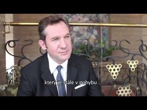 Krycí jméno Holec - Interview s hercem Johannesem Zeilerem