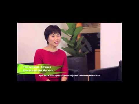 Testimoni Spirulina Organik: Yeow Joo Siew (Ketumbuhan Sel Abnormal)