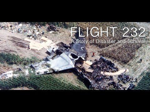 Remembering Flight 232: Short Story of Disaster & Survival