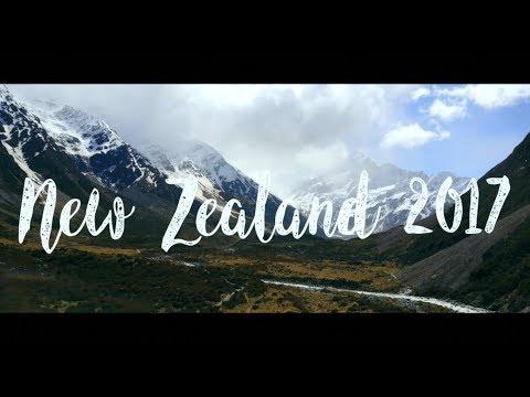 New Zealand Study Abroad 2017