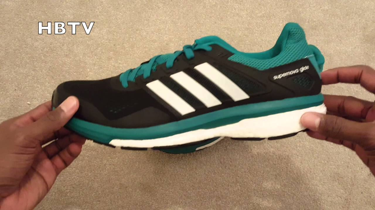 Adidas supernova glide 8 running shoe 2016