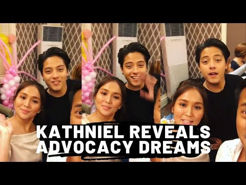 (EXCLUSIVE) Daniel Padilla, Kathryn Bernardo Reveal ADVOCACY DREAMS for the youth.