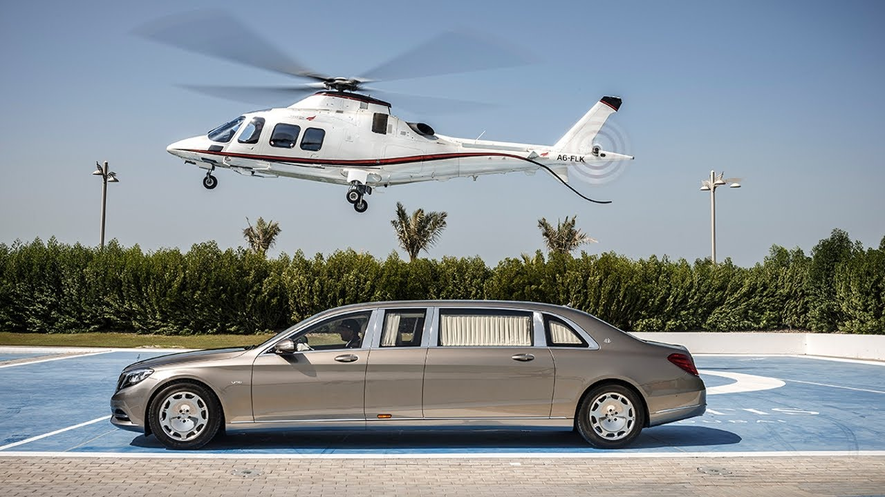 mercedes maybach s600 pullman guard models - gallery - youtube