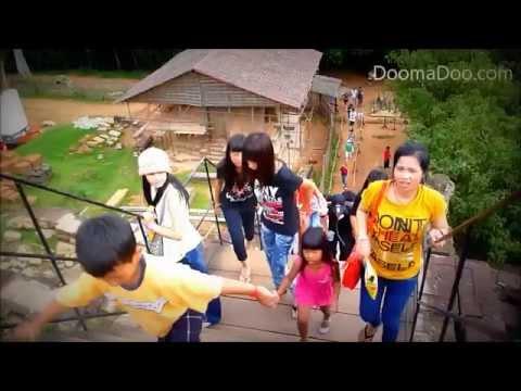 สาวเขมร ที่่เขาพนมบาเค็ง Phanom Bakheng เที่ยวเขมร เพื่อนเขมร คุยดีน่ารักกันทุกคน