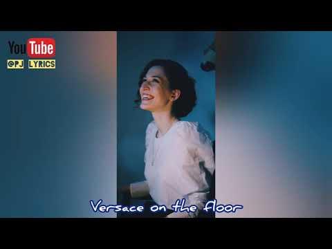 versace-on-the-floor--bruno-mars(lyrics)
