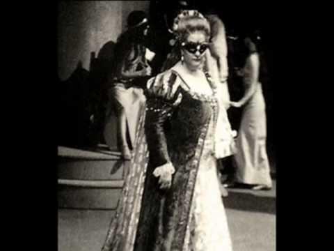 "Montserrat Caballe - ""Lucrezia Borgia"" Donizetti - New York, 1968 Live"